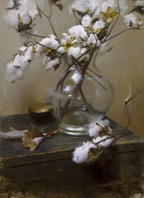 Gracie Devito, 'Cotton', 2018, Anderson Fine Art Gallery