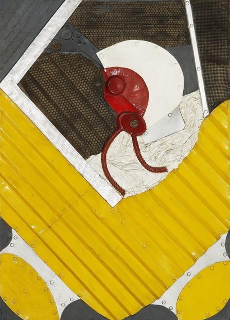 , 'Untitled (Astronauts Serie),' 1966, Myrine Vlavianos Arte Contemporânea