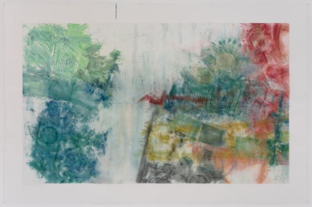 , '#1037 Drawing (Stiftung Zollverein, Essen, Germany),' 2015, Galerie Anke Schmidt
