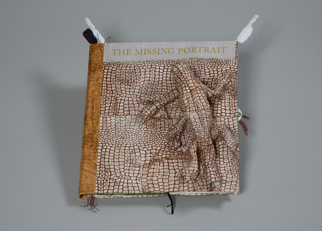, 'The Missing Portrait,' 2008, Brodsky Center, Rutgers University