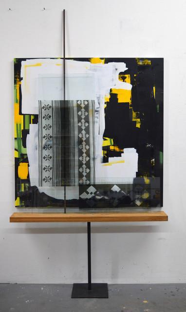, 'Unconquered people,' 2015, Diana Lowenstein Gallery