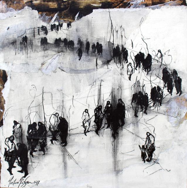"Gustavo Diaz Sosa, 'From the serie ""Exodos del nuevo milenio""', 2017, Victor Lope Arte Contemporaneo"