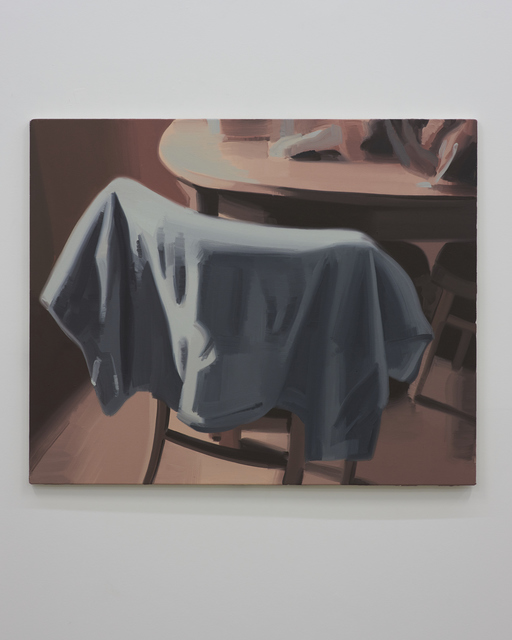 , 'Kitchen Table,' 2016, David Risley Gallery
