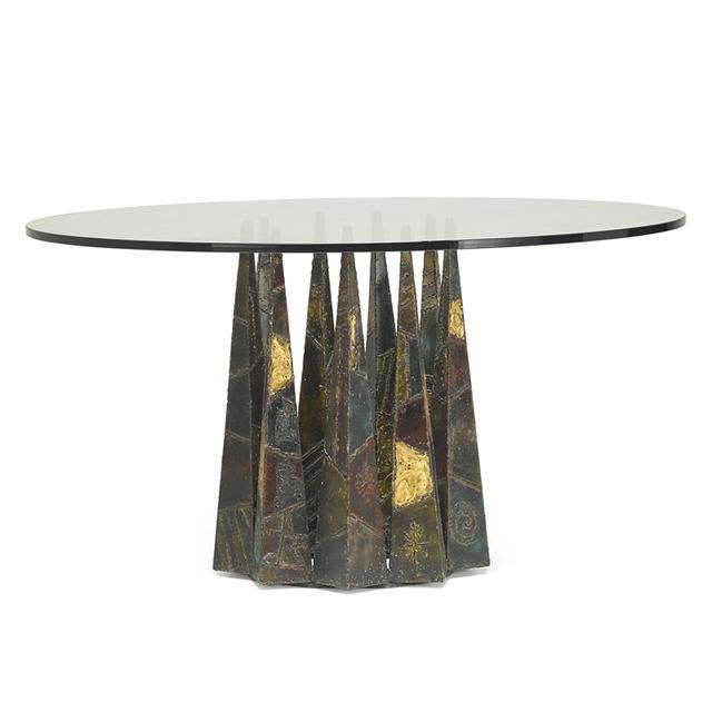 Paul Evans, 'Dining table (PE 46), USA', 1969, Rago