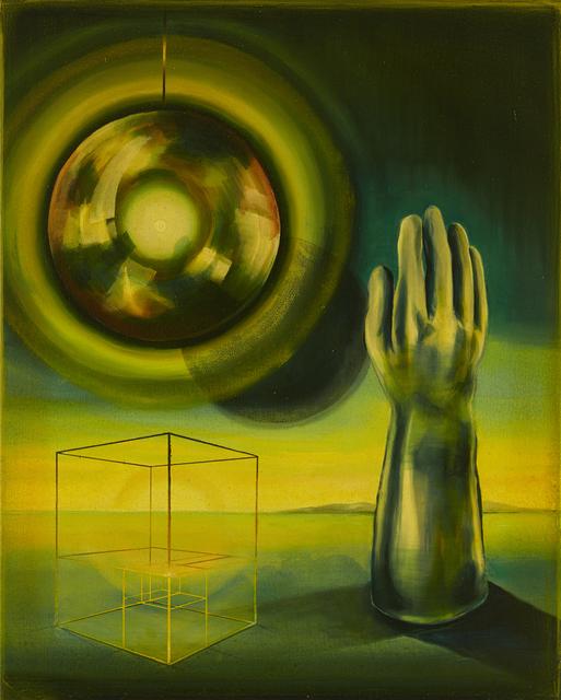 , 'L'invitation,' 2020, Galerie Les filles du calvaire