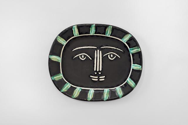Pablo Picasso, 'Grey Face (Visage Gris)', 1953, Huxley-Parlour