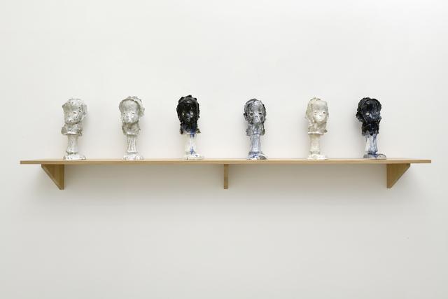 , 'Amygdala / Albarello,' 2018, Galerie Jochen Hempel