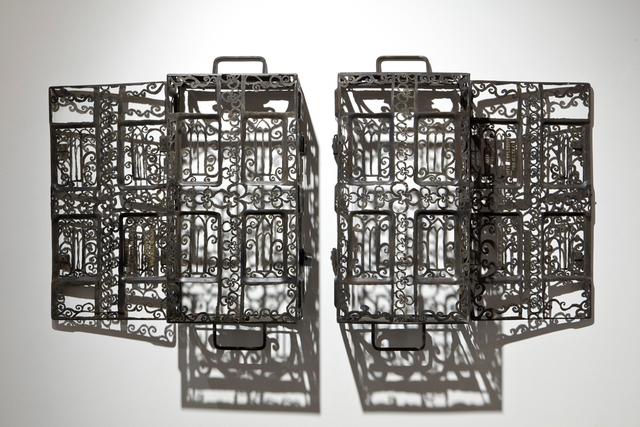 , 'Ammunition Box,' 2011, Art Mûr
