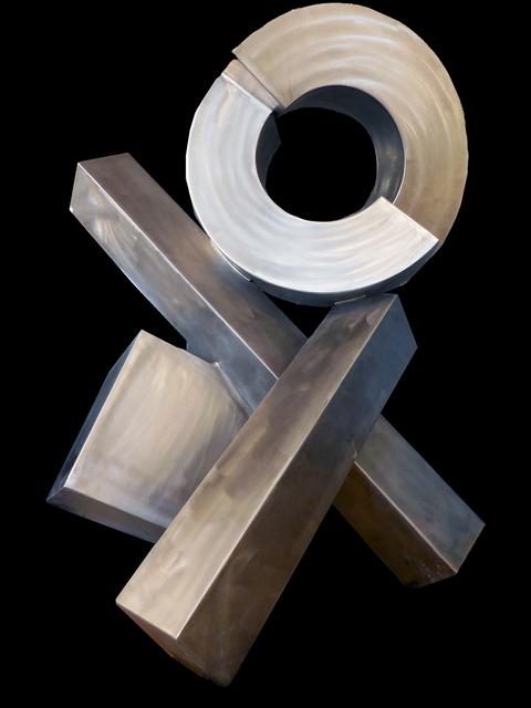 , 'Silver Boxer,' 2010, L'Attitude Gallery