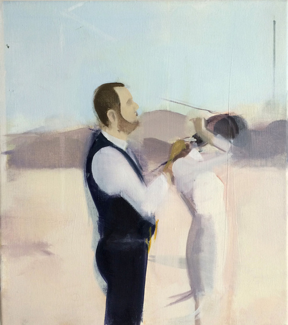 , 'The Wedding,' 2015, Zolla/Lieberman Gallery