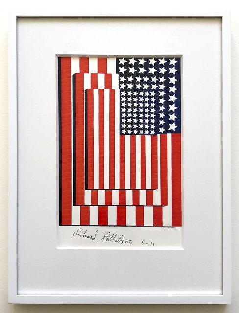 , 'Jasper Johns Three Flags 1958 Vertical,' 2001, Joseph K. Levene Fine Art, Ltd.