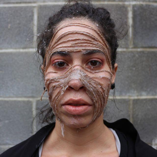 Alana Iturralde, 'Self portrait', 2018, Ana Mas Projects