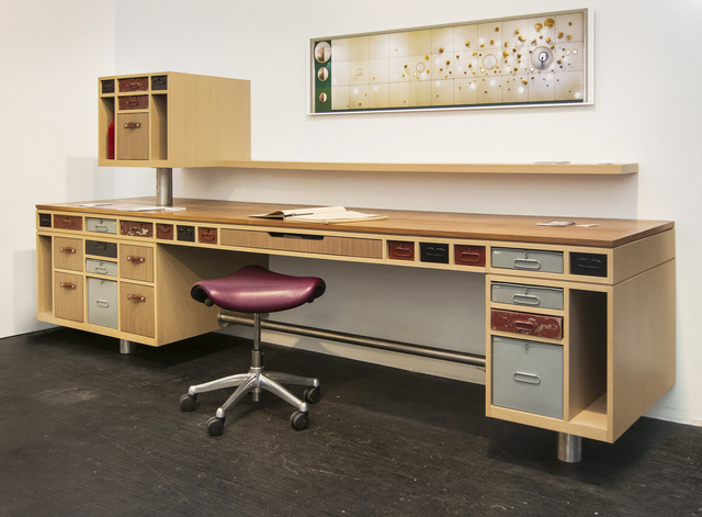 , 'Student Desk,' 2012, DMG Design