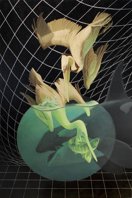 , 'AS BELOW,' 2016, Deep Space Gallery