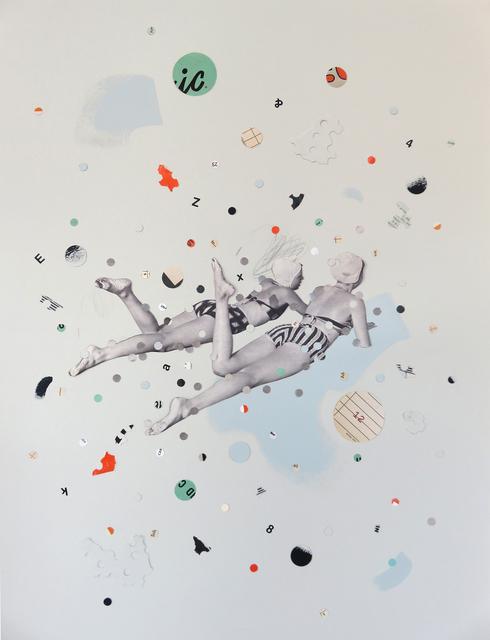 , 'Hates the Beach (Swipe Left),' 2018, Roman Fine Art