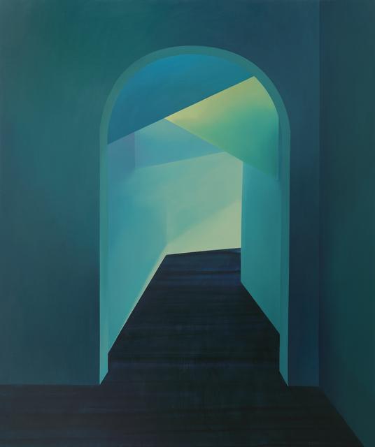 Huang Saifeng, 'Deep Warm Light Yellow', 2018, Tsubakiyama Gallery