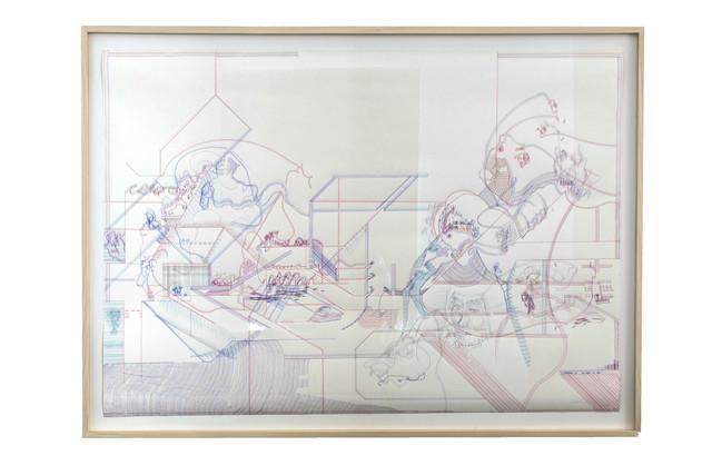 , 'Ein Kommen und Gehen,' 2017, Galerie Klüser