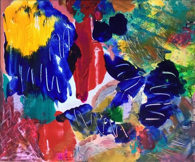 Lola De Miguel, 'Exploring', 2020, Friends Seminary Benefit Auction