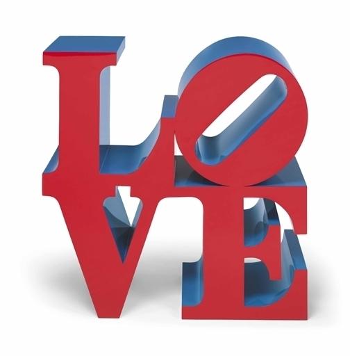 Robert Indiana, 'Love', Christie's