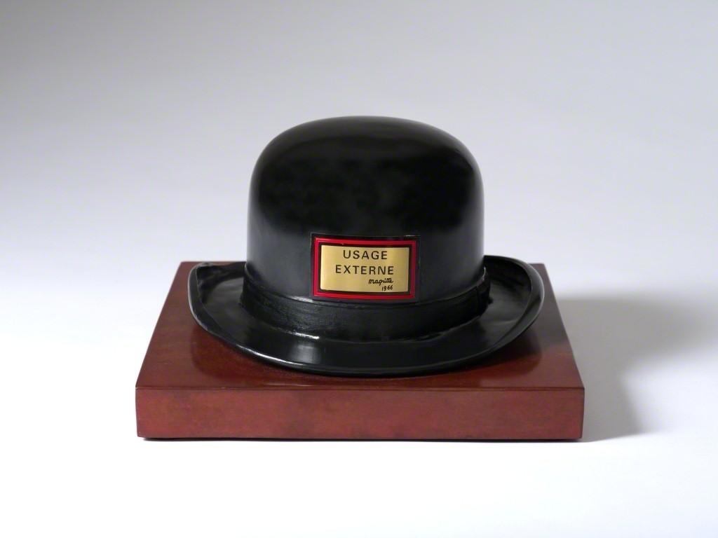 René Magritte Le Bouchon D épouvante Posthumous Cast