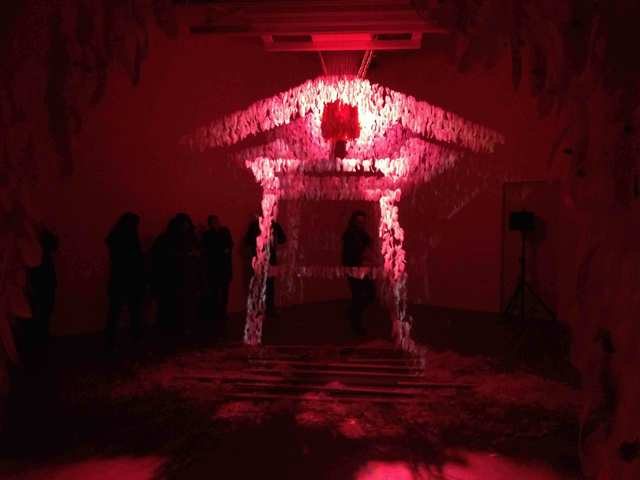 Randall Okita, 'Be Here Now (autumn) (interactive sculpture installation)', 2015, Robert Kananaj Gallery