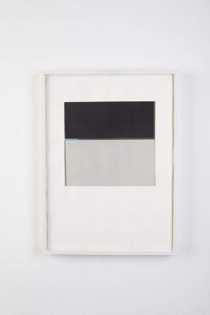 , '? N3,' 2016, Galerie Britta von Rettberg