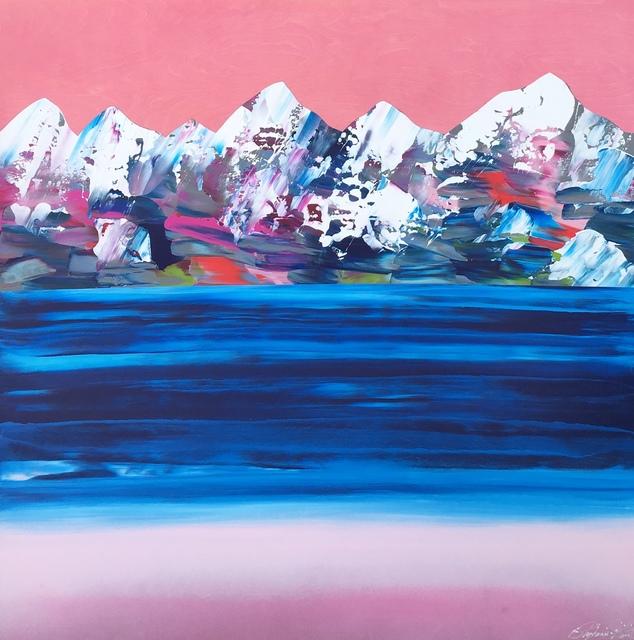 , 'Rocheuses 219 - Le ciel rose,' 2019, Galerie Bloom
