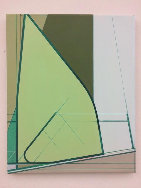 , 'GOG-03-2018,' 2018, Galería Pelaires