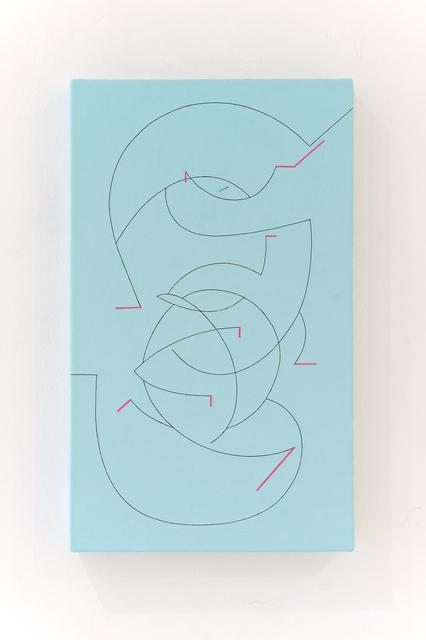 , 'Instant Line_1701,' 2017, Lee Eugean Gallery