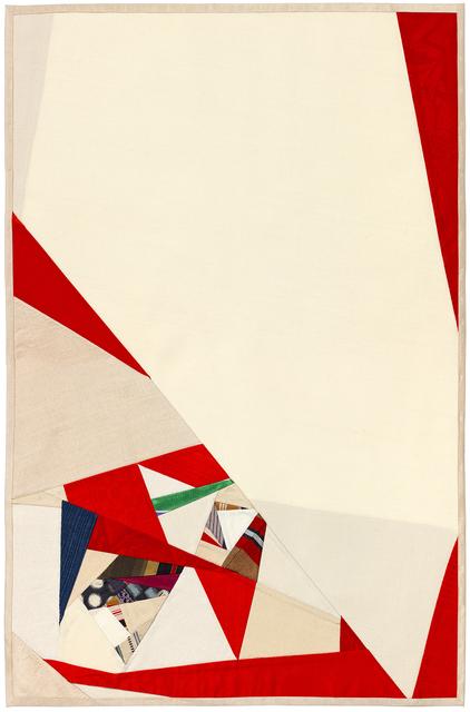 , 'Seeing Red Series 5,' 2019, Kathryn Markel Fine Arts