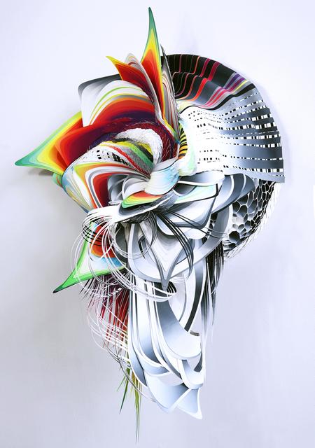 , 'Fluo,' 2018, Hashimoto Contemporary