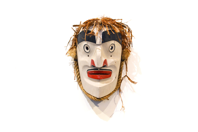 , 'Atlakim Mask III,' 1997, Fazakas Gallery