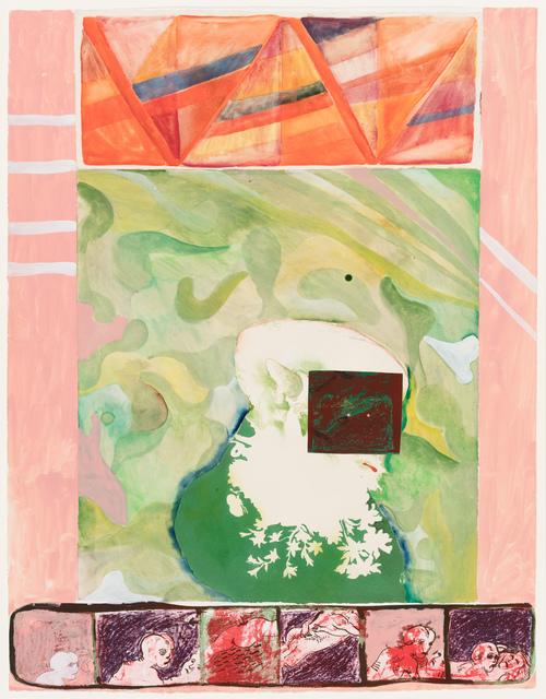 , 'Pink Dream,' 1969, Stevenson