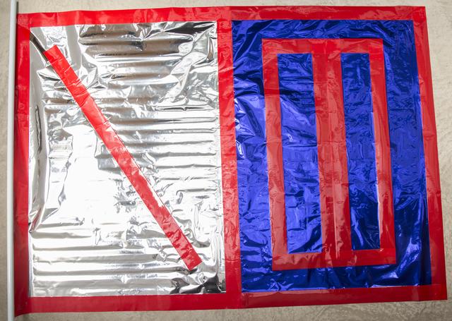 , 'Zero Flag #4,' 2018, Galeria Carles Taché
