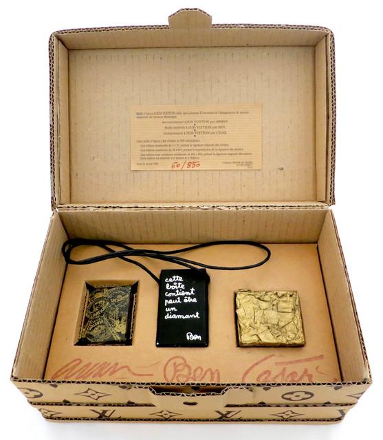 , 'Arman - Ben - Cesar, Malle A Bijoux Louis Vuitton (Louis Vuitton Jewelry Box) ,' 1989, Alternate Projects