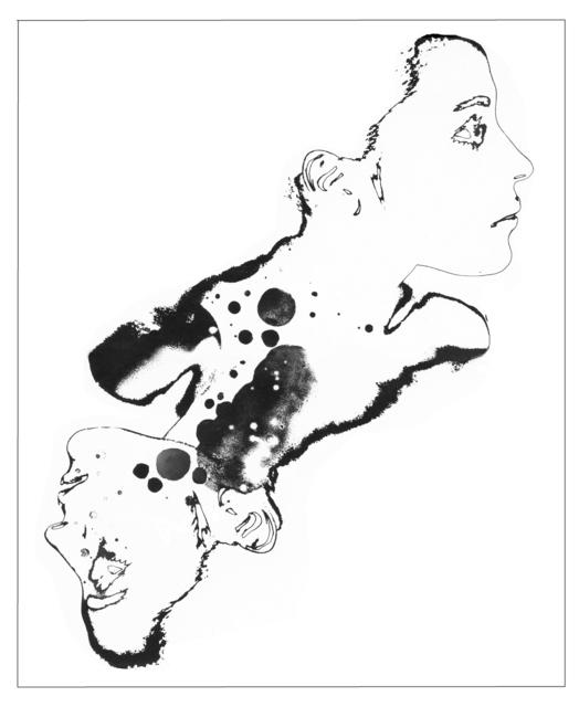 Michel Hosszu, '2 CYNDI  ', 1970, Poulpik Gallery