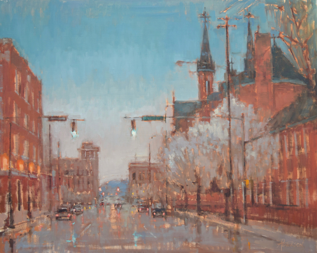 , 'Spring Evening, St. Paul's Cathedral,' , Beverly McNeil Gallery