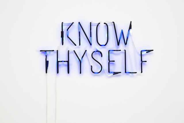 , 'Know Thyself,' 2016, Circle Culture Gallery
