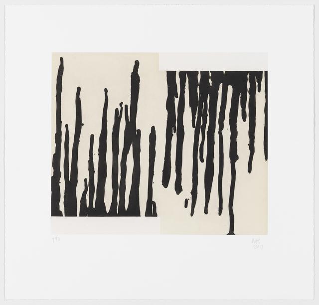 Mary Heilmann, 'Rain Reverse', 2017, Acria Benefit Auction