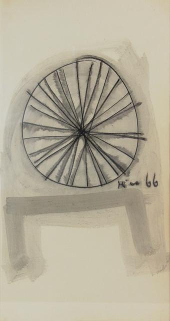 , 'Untitled,' 1966, Fólio