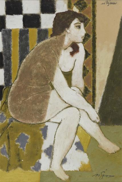 , 'Nude,' ca. 1950, Pera Museum