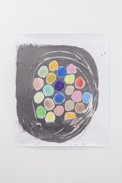 , 'Der Tag,' 2014, SpazioA