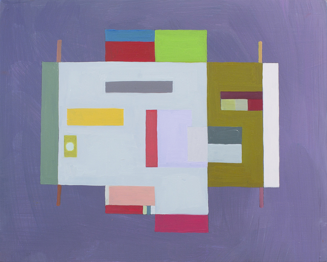 , 'Rudolph Floorplan: Rudolph House, Sarasota,' 2015, 532 Gallery Thomas Jaeckel