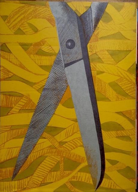 , 'Tijera,' 1976, Isabel Croxatto Galería