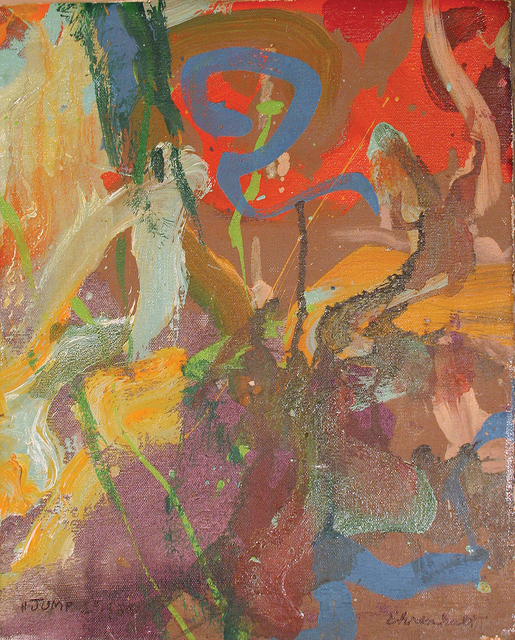 , 'Jump #1,' 1954, Anita Shapolsky Gallery