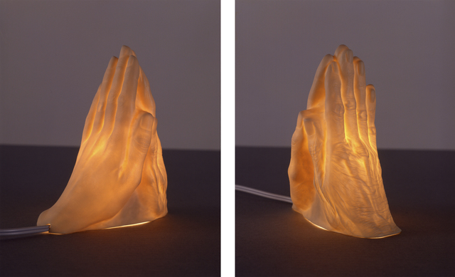, 'If I Die Before I Wake (Mother's Hand Meets Daughter's Hand in Prayer),' 2004, Ronald Feldman Gallery