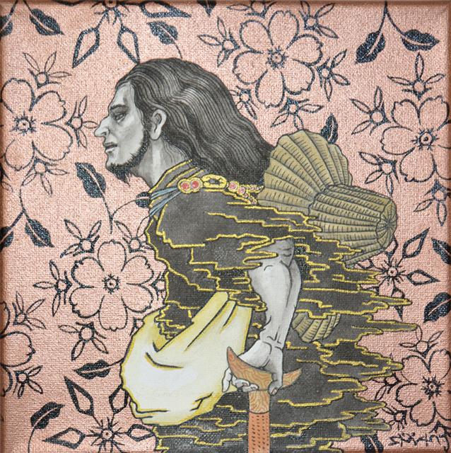 , 'Li Tieguai,' 2016, Ronin Gallery