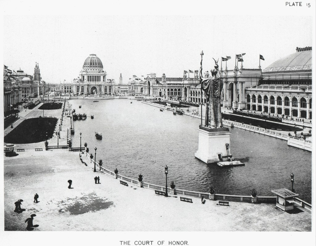 Court of Honor, World's Columbian Exposition