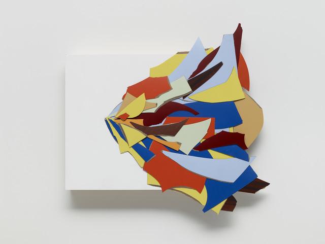 , 'Third Moment (Little White),' 2013, Sandra Gering Inc