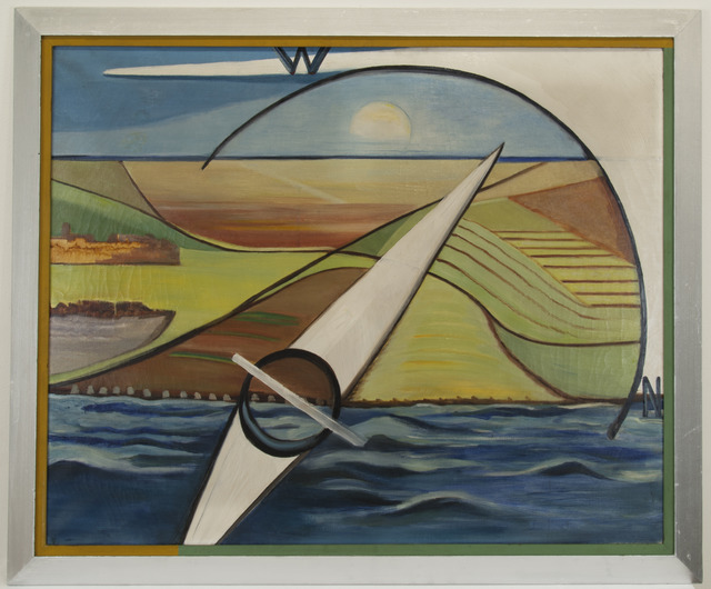 , 'North Germany,' 1937, Francis M. Naumann Fine Art